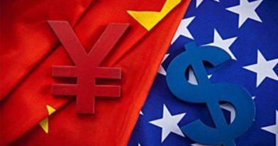 สงครามการค้าจีน-สหรัฐ