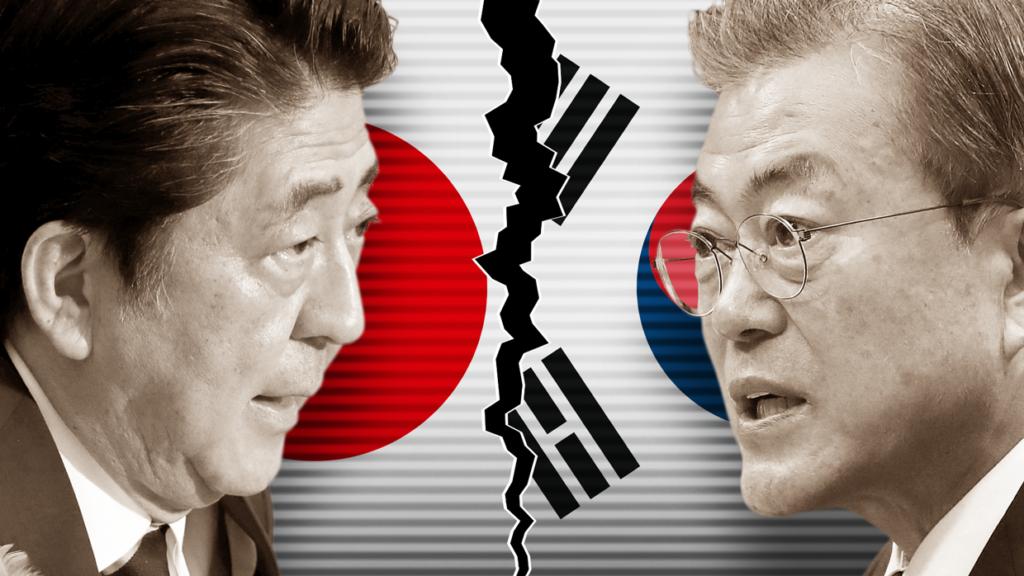 Japan-Korea trade war