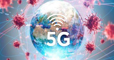 5G spreads COVID-19