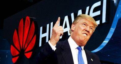 Donald Trump & Huawei