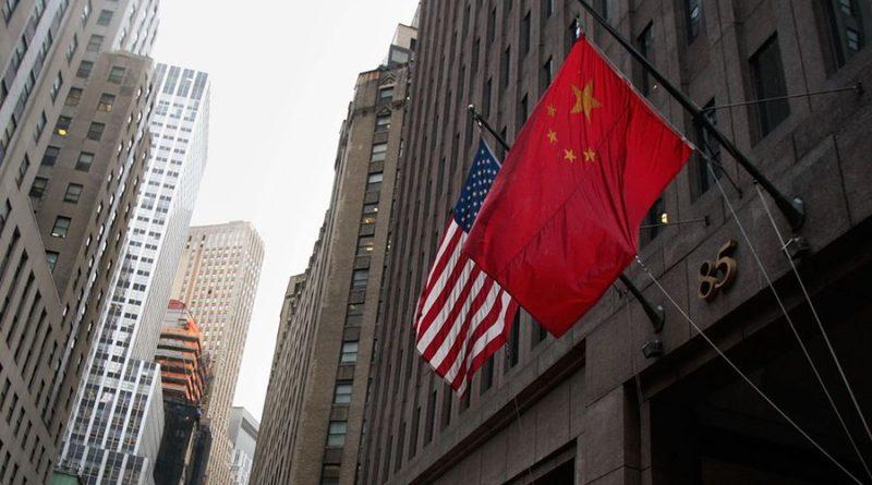 สงครามการทูตจีน-สหรัฐ