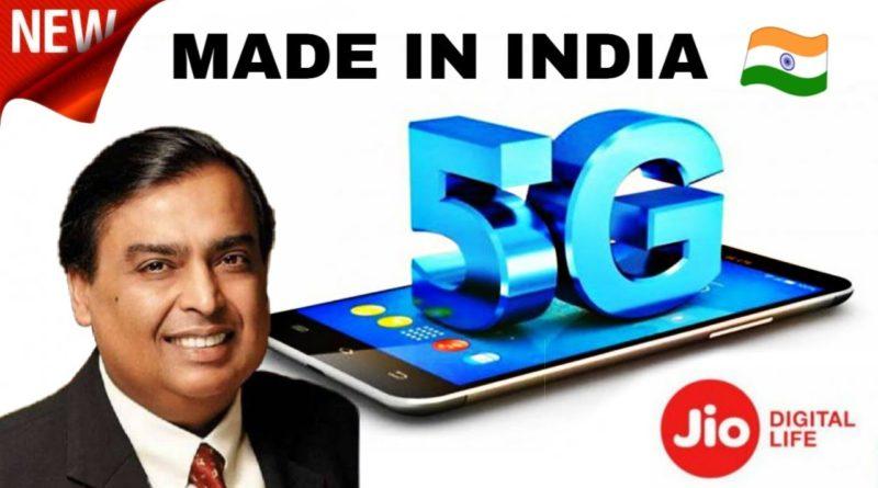 Jio Platforms 5G
