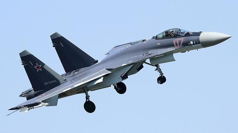 เครื่องบินรบ SU-35