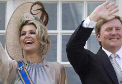 กษัตริย์และราชินี เนเธอร์แลนด์