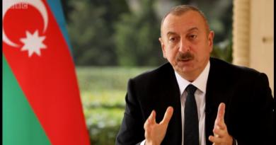 นายอิลฮัม แอลีเยฟ (Ilham Aliyev)