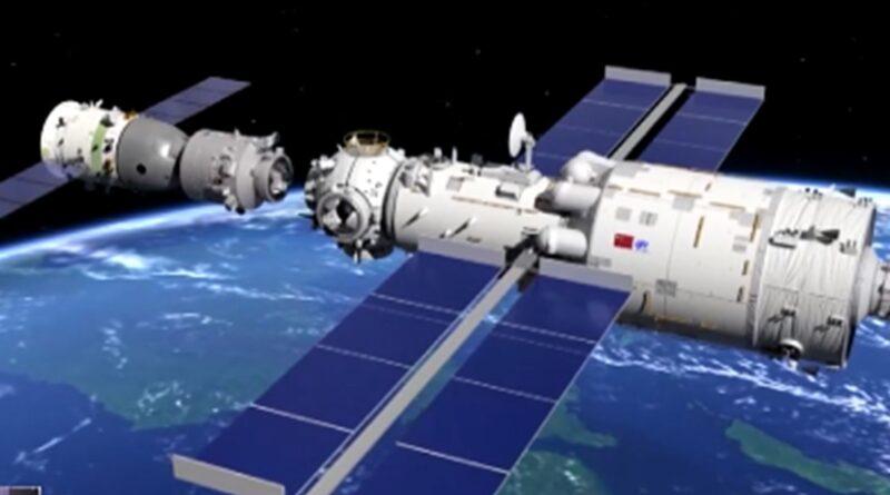 สถานีอวกาศจีน